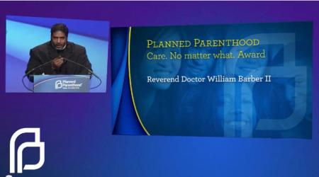 RevWilliamBarber NAACP PP Award GalaScreenshot 1