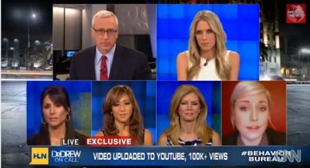 Emily Letts on CNN