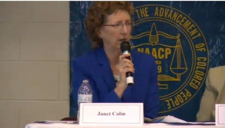 Janet Colm NAACP 2