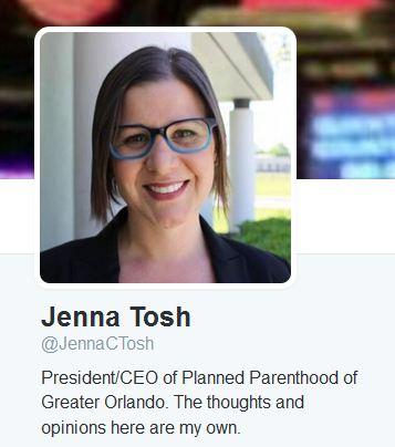Jenna Tosh