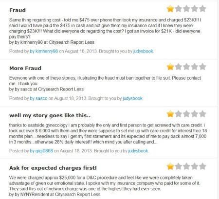 Patient Reviews 2