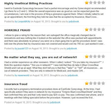 Patient Reviews 4