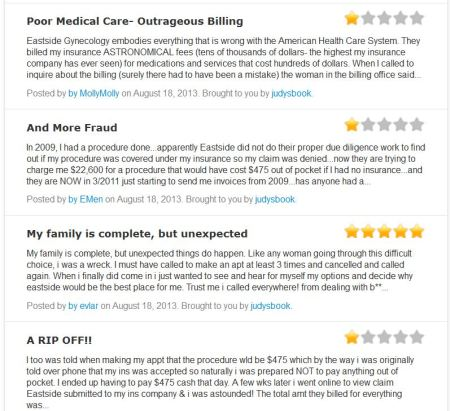 Patient Reviews 5