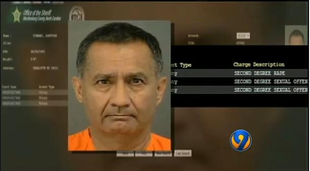 Ron Virmani Arrest Rape