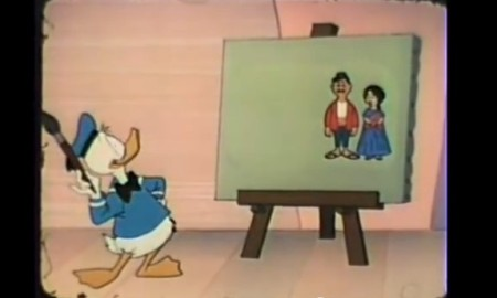 Donald Duck Family Planning Vid