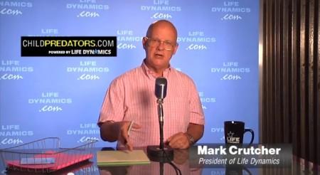 Mark Crutcher Planned Parenthood Response