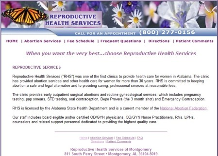 Reproductive HS Website