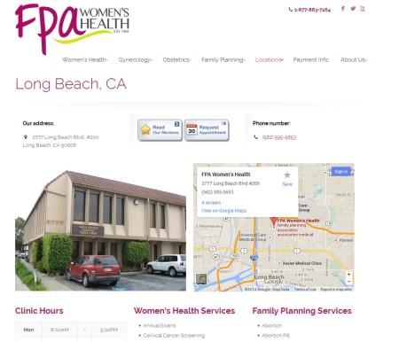 FPA Long Beach