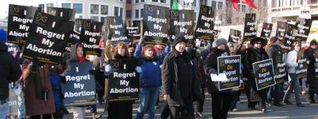 I regret Abortion Silent No More