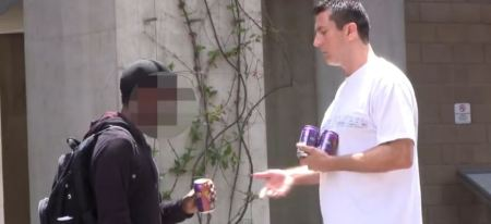 Mark Dice abortion in a can 3