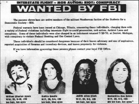 Bill Ayers FBI