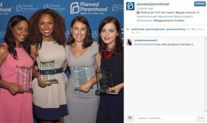 Jessica Valenti PP Maggie Award 2014