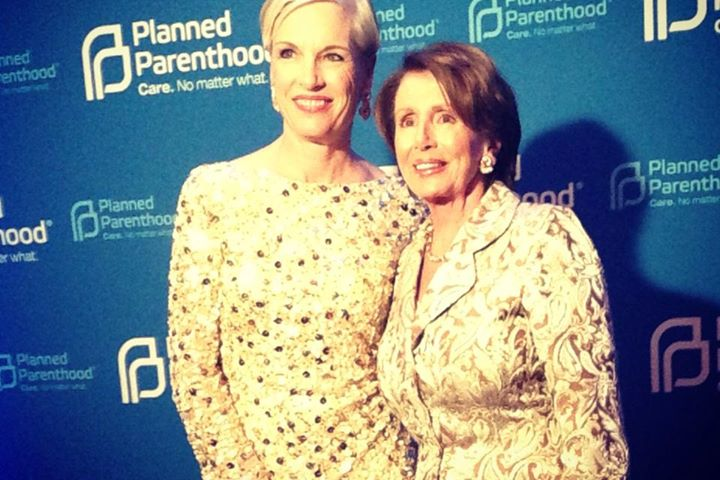 Nancy Pelosi Teenager Planned Parenthood and...