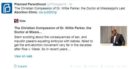 PP RT Willie Parker story