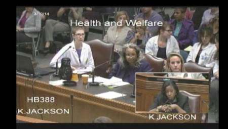 Rep Katrina Jackson