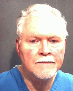 Randall Whitney arrested after slapping a patient