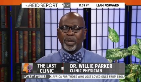 Willie Parker Abortion Sacred 2
