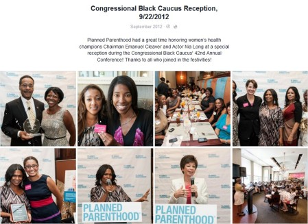 PP Black Caucus honors chair