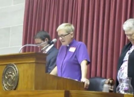 Rev Rebecca Turner Mo House Prayer