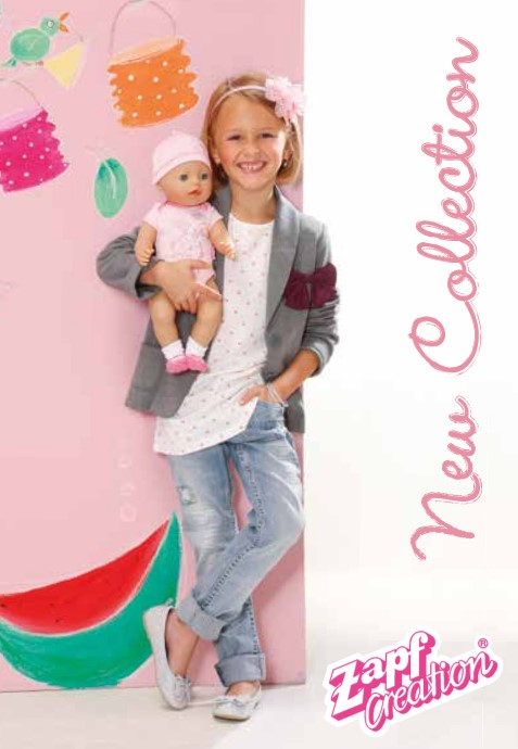 Doll Collection Embraces Inner Mommy In Little Girls