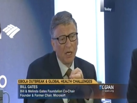 Bill Gates Ebola Spet 2014