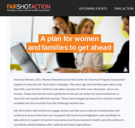 FairShotAction SEIU PP
