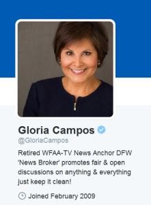 Gloria Campos WFAA