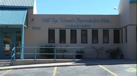 Hilltop abortion El Paso