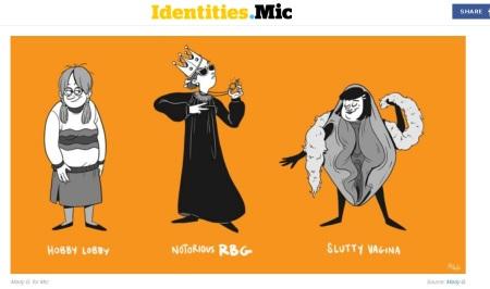 Identities Mic
