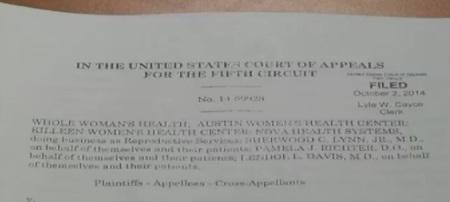 Oct 2014 decision