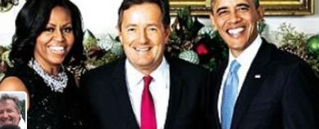 Piers Morgan Obama
