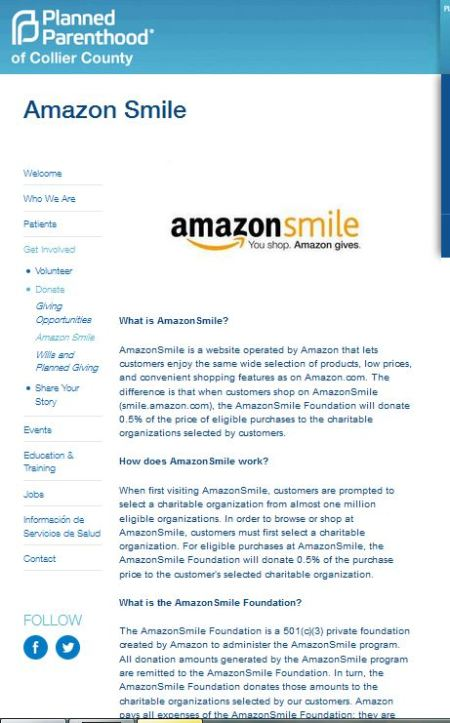 PP Amazone Smile