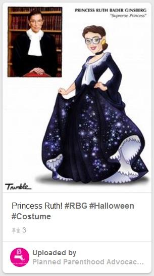 Ruth Ginsberg PP Halloween