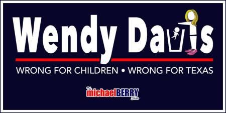 Wendy Davis Bad for Children 12988_283569295_n