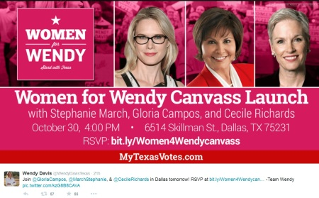 Women for Wendy Gloria Campos