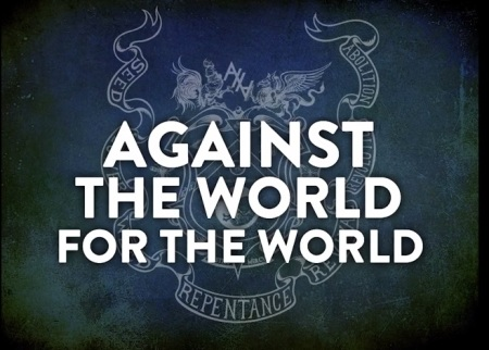 Against THe World COnf AHA