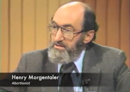 Morgentaler abortion doc