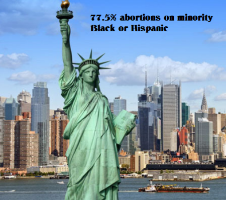 NYC abortion Minorities 2014 2