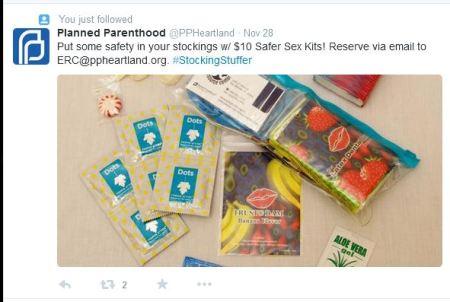 PP Safe sex kits stockings