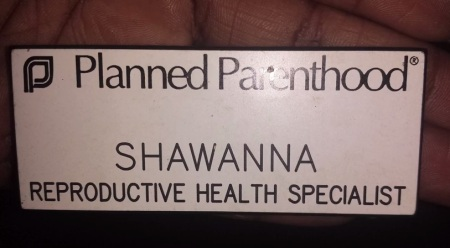 Shawanna worked for PP