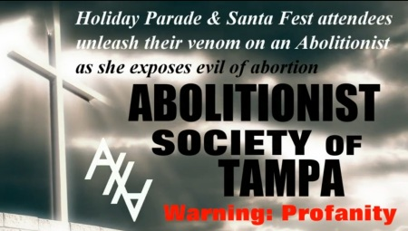 AHA Prochoice attack Tampa Header