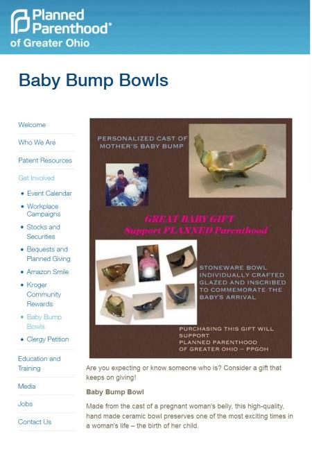 Baby Bump PP Ohio