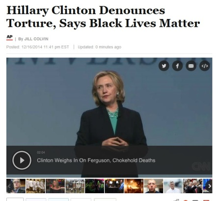 Hillary Clinton Torture abortion sanger