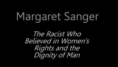 Margaret Sanger Ahearn racist