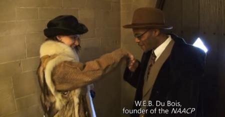 Margaret Sanger DuBois NAACP