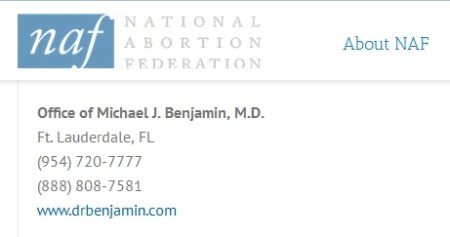 Image: Michael Benjamin is a NAF member