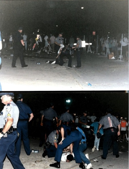 Operation Rescure Baton Rouge prolifers beat by police 2