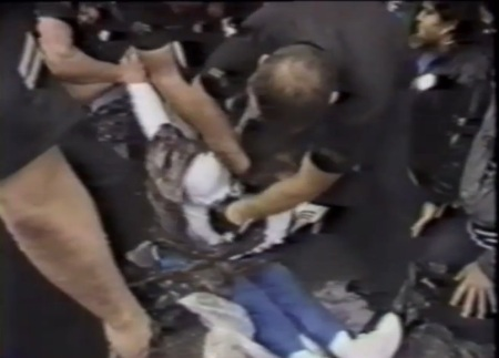Police abuse prolife protester 5