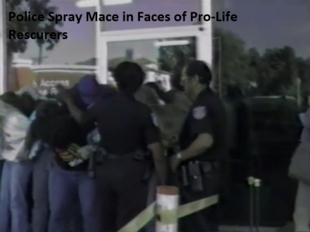 Police abuse prolife protester4