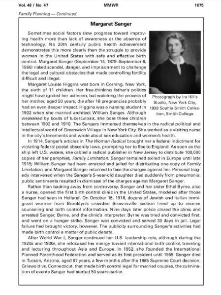 Sanger CDC PDF